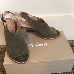 Madewell high heels